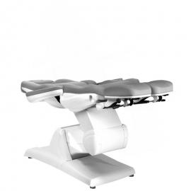Fußpflegestuhl elektrisch 870 grau