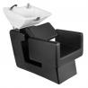 Waschsessel TURIN schwarz