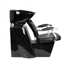 Waschsessel schwarz