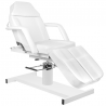 Fußpflegestuhl hydraulisch 210C weiß